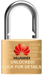 Huawei Unlock
