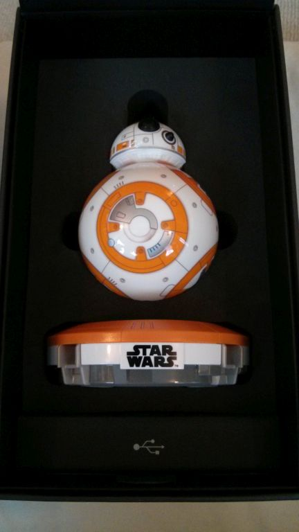 bb-8 plastic cover removed