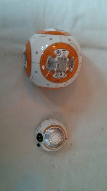 bb-8 with no head