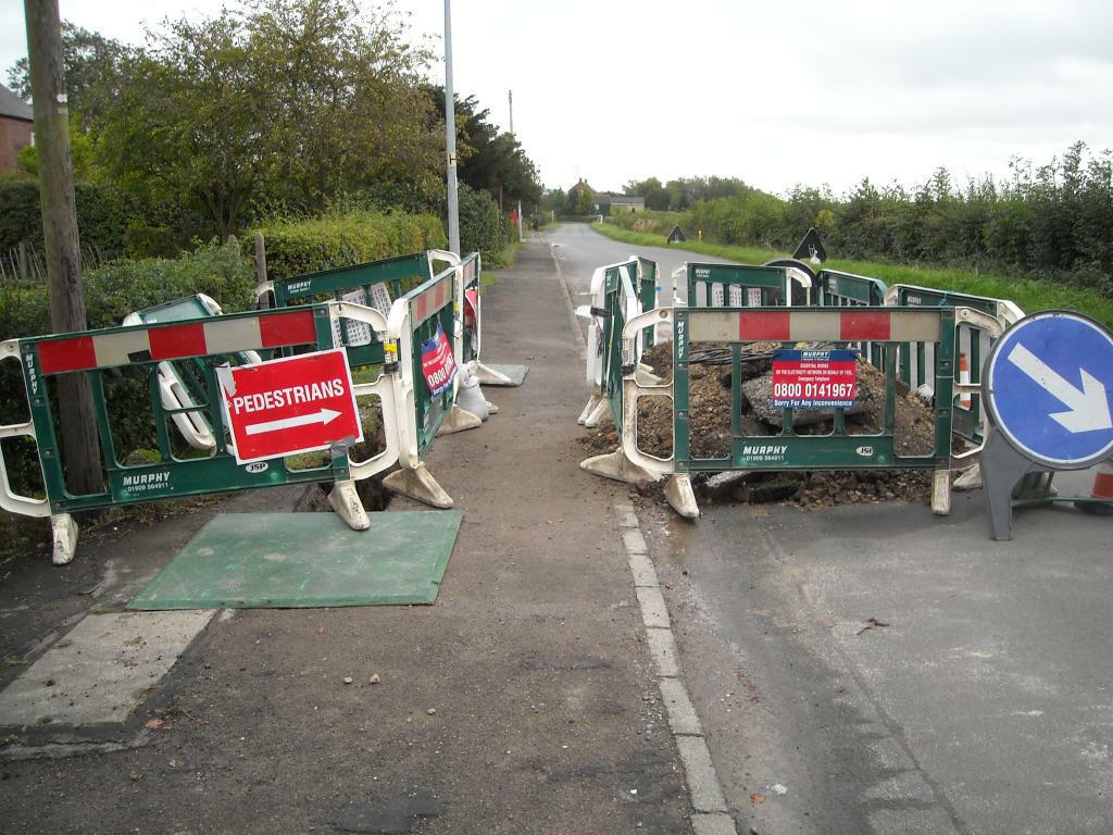 Roadworks in the shire No.3