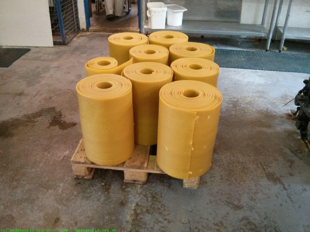 foundation rolls