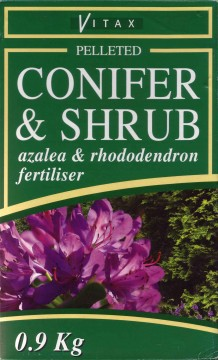 Vitax Conifer & Shrub fertiliser