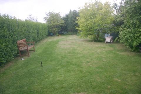 Front Lawn No.4 (cut!)
