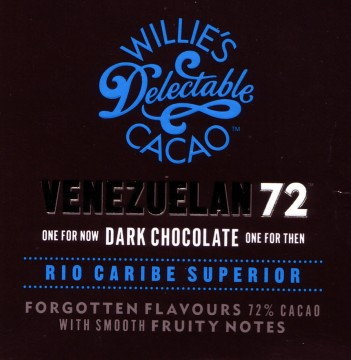 Willies Delectable Cacao