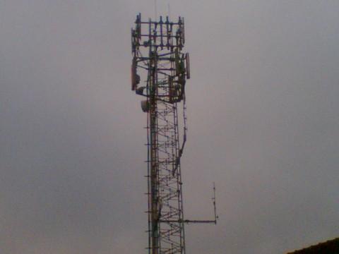 3 Mobile Mast