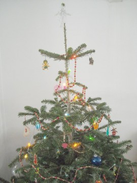 The Andysworld Christmas Tree