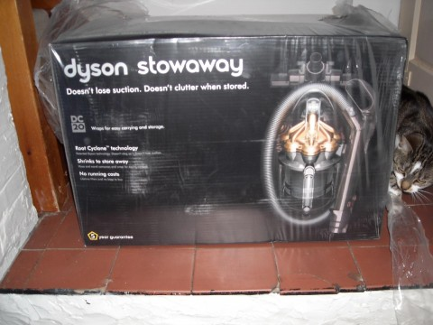 Dyson DC20 in box (Tilly)