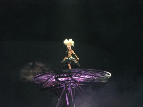 Lady GaGa Live at the Monster Ball, 18 Feb, MEN Manchester