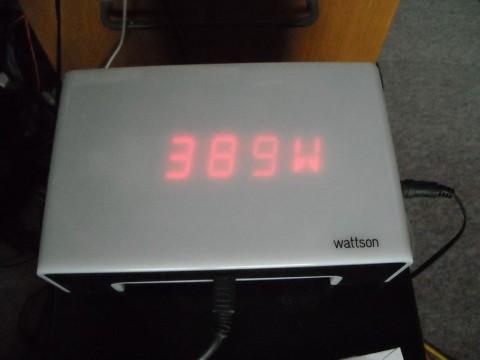 Wattson 389 Watts