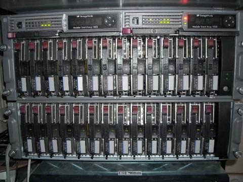 Hewlett Packard MSA1000