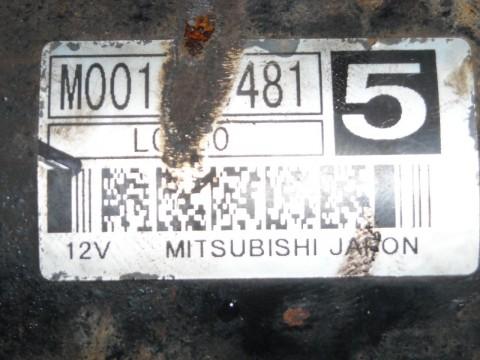 M001T80481 - Mitsubishi Starter Motor for Citroen Xsara MkII 2.0 HDi