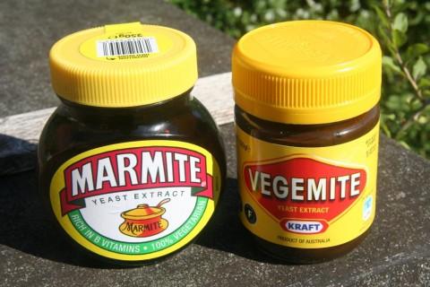 Marmite or Vegemite?