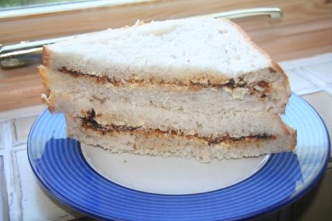 Andy's Vegemite Sandwich