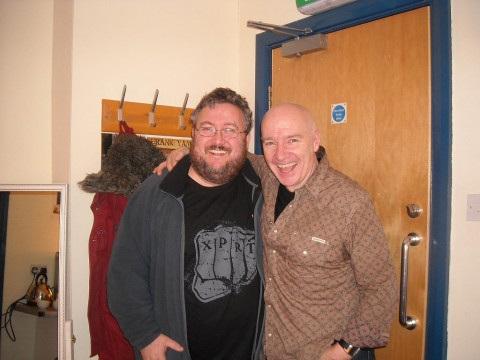 Andy and Midge Ure, Pocklington Arts Centre, 10th Feb 2012