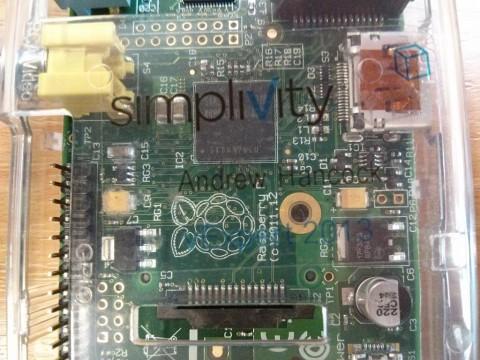 A Raspberry Pi
