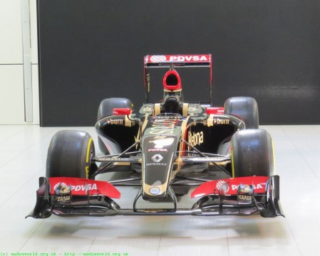 lotusf1rachingcar