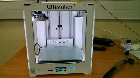 The Ultimaker 2 3D Printer