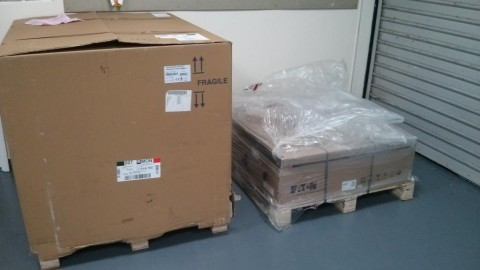Eaton UPS Delivery