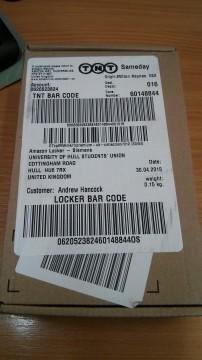 My Amazon Parcel