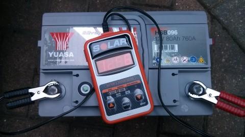 New Yuasa Silver HSB096, 80Ah 760A (CCA) - PASS