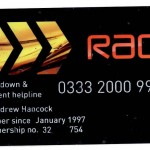 After 20 years of Continuous RAC membership and a Black Card, I sacked RAC! @RAC_Care @GreenFlagUK