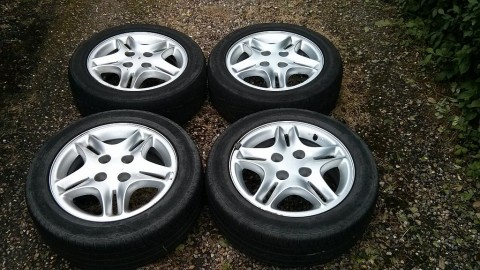 Original Citroen Xsara alloys