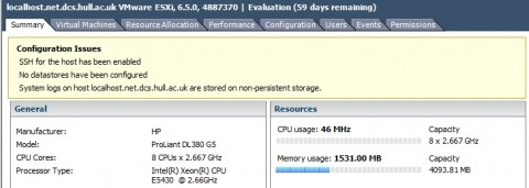 ESXi 6.5 on DL380G5