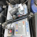 CTEK Car Battery Gadget Gizmo - CTEK CTX Battery Sense