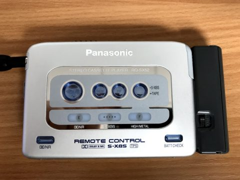 Panasonic Stereo Cassette Player