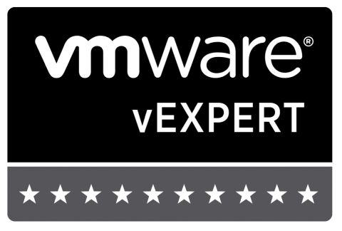 VMware vExpert 10 Years
