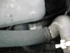 starter motor behind pipework
